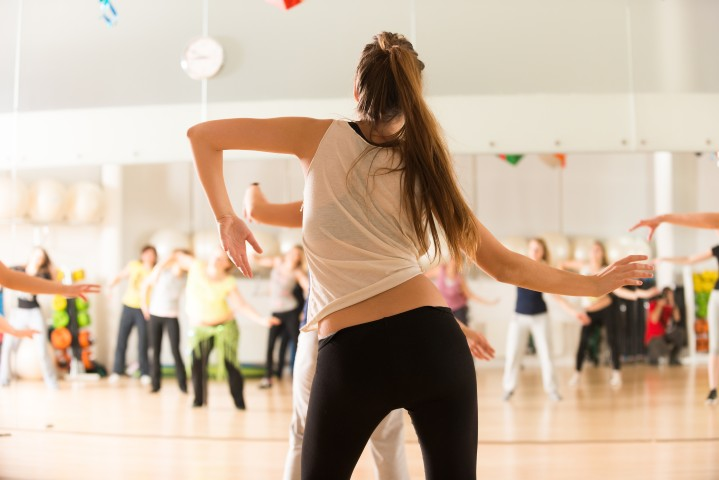 Zumba Class at Perth Fitness Centre