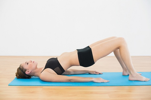 Ab Exercise With Perth Fitness Trainer
