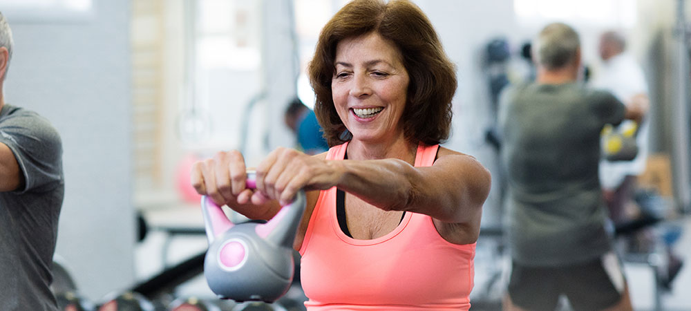 Over 60's Fitness